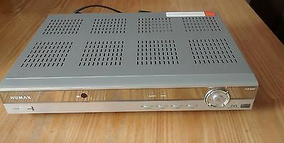 Humax PVR 8000T Freeview Digital TV Recorder with Hard drive.