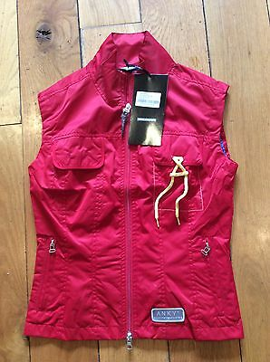 Anky Ladies Light Weight Gillet Size 6/8