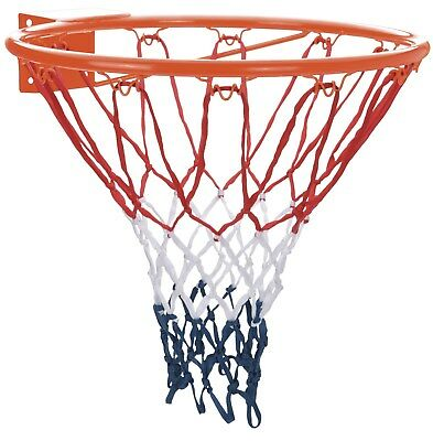 Top Quality XQ Max Basketball Hoop 46cm Official Size Basketball Ring & Fixings