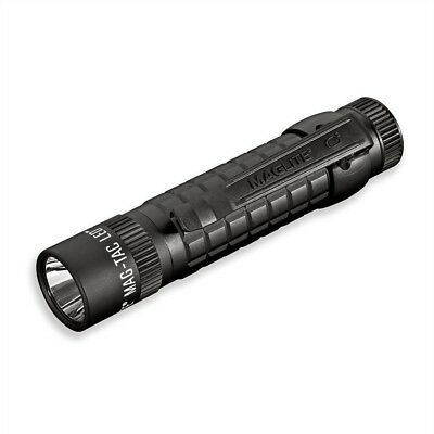 Maglite MAG-TAC LED Plain Bezel Blisterpack Flashlight - Black