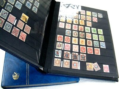 RUSSIA & AREA, Wonderful Stamp Collection in 2 Stockbooks