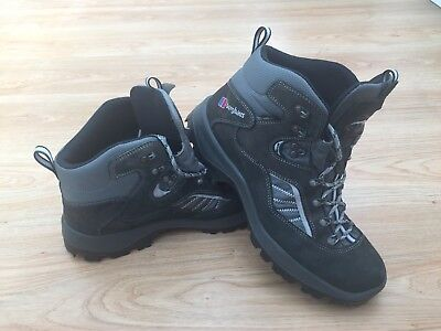 Berghaus Explorer Trek Gore-Tex Walking Boots in Grey UK 10 US 11 EUR 45 / 99p !