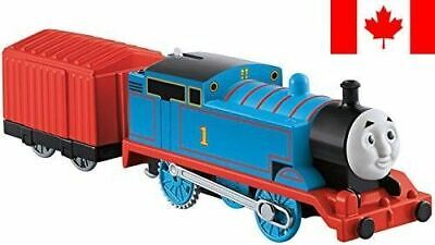 Fisher-Price Thomas The Train: TrackMaster Motorized Thomas Engine with Car