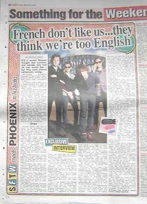 Phoenix : Interview Article -2010-
