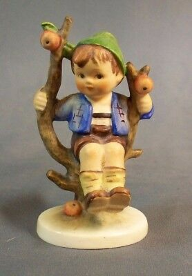 "Hummel ""apple Tree Boy"" #142 3/0 4"" Tall"