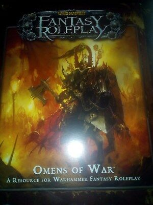 warhammer fantasy roleplay 3rd edition- omens of war