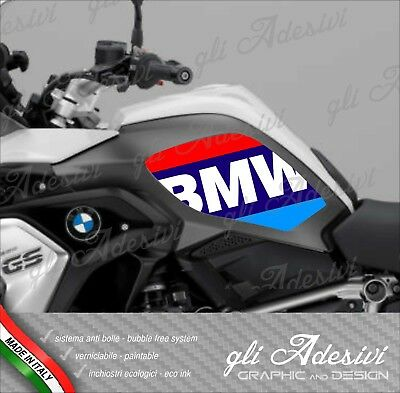 2 Adesivi BMW R 1200 GS LC 2017 RALLYE EXCLUSIVE cover BMW Motorsport