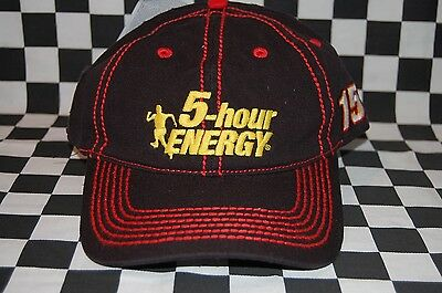 Clint Bowyer 5 Hr Energy Cap NASCAR Brand New With Tags (a)