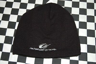 Michael Waltrip Racing Beanie Hat NASCAR Brand New With Tags