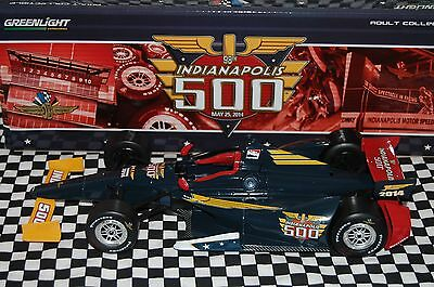 Official INDY 500 INDYCAR 2014 1:18 Scale die-cast
