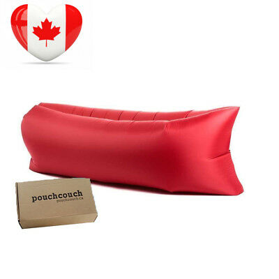 Easy Inflatable Waterproof Lounger Sofa Airbed Couch for Indoor or Outdoor...