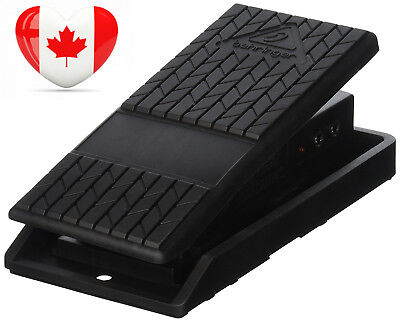 Behringer FCV100 Ultra-Flexible Dual-Mode Foot Pedal for Volume and...