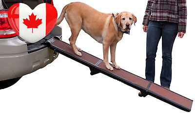 Pet Gear Travel-Lite Tri-Fold Ramp for Cats and Dogs up to 200-Pounds, Ramp,...