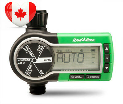 Rain Bird 1ZEHTMR Electronic Hose End Timer, One Zone/Station