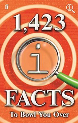 1423 QI Facts to Bowl You Over by John Lloyd Hardback Book New