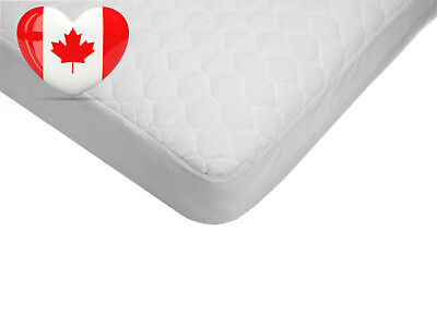 American Baby Company Extra Durable Waterproof Quilted Cotton Crib Mattress...