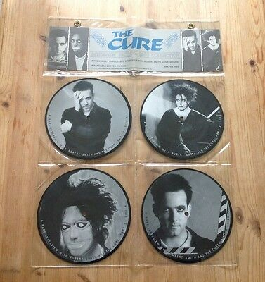 The Cure. 4 Picture Disc- Bakpak 1005