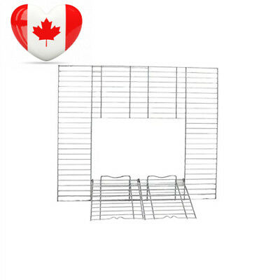 Vision Front Wire Grill with Doors for L01/L02 Bird Cages