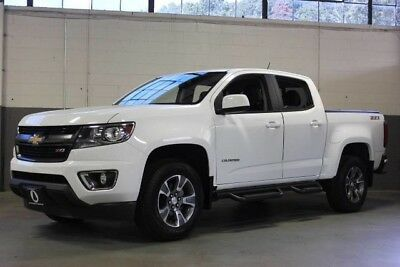 2015 Chevrolet Colorado Z71 Crew Cab Pickup 4-Door 2015 CHEVROLET COLORADO Z71 4X4 CREW CAB, ONLY 20,711 MILES, WARRANTY!!!