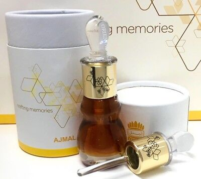 Malaysian Oud 12ML Premium QUALITY ARABIAN PERFUME OIL Malay Trat Aoud BY AJMAL