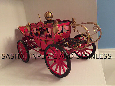 ROYAL QUEEN ELIZABETH II WAGEN tinplate Auto blechmodell
