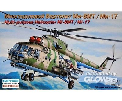 Eastern Express 14501 Mil Mi-8MTMi-17 Russian multipurpose helicopter in 1:144
