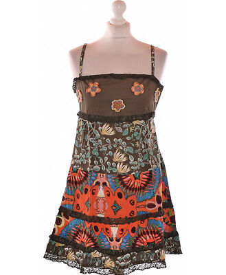 ROBE DESIGUAL TAILLE 36 - T1 - S Vert Occasion TBE - EUR 35,00 ... e6a6af0787ba