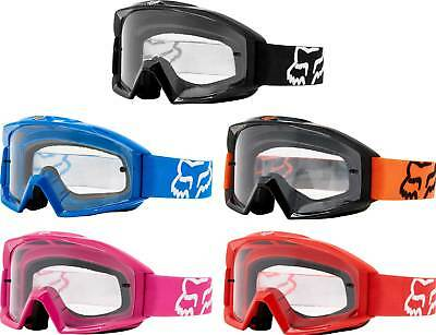 Fox Racing Main Goggles 2018 - MX Motocross Dirt Bike Off-Road ATV Adult Gear