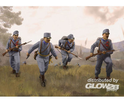 ICM 35673 Austro-Hungarian Infantry 1914 in 1:35