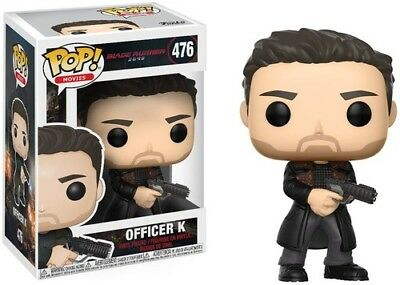 Blade Runner 2049 - Officer K - Funko Pop! Movies: (2017, Toy NEUF)