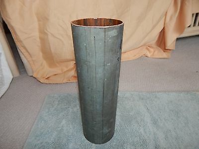COPPER TUBE 1 1/2 INCH 1-1/2  1.62 O.D.  TYPE K Copper Pipe  5 inches long