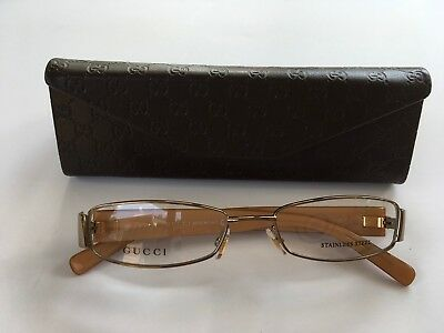 Gucci GG 2868 Eyeglass Frame, Authentic