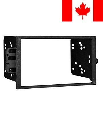 Metra Electronics 95-2001 Double DIN Installation Dash Kit for Select 1990-Up GM