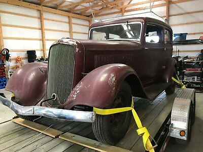 1933 Plymouth Other  1933 Plymouth