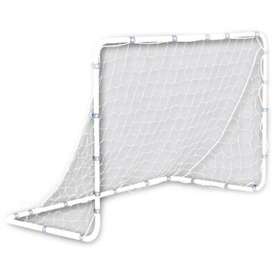 Franklin Sports Competition Goal, 6 x 4 Foot, Silver