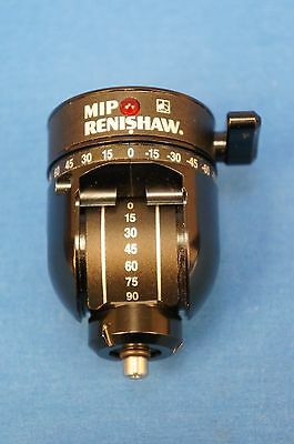 Renishaw MIP Manual Indexable CMM Touch Probe Rebuilt & Tested 6 Month Warranty