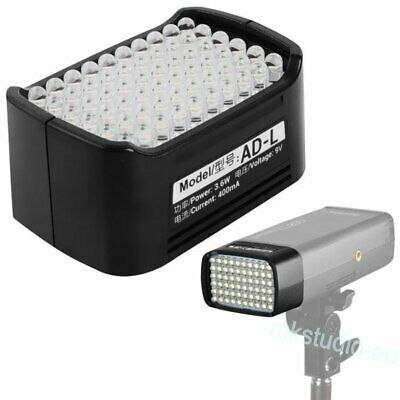 GODOX AD-L 60Pcs LEDs Flash Light Head For AD200 Pocket Flash Speedlite Light