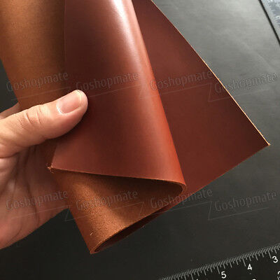 Leather hides fur pelts leathercrafts crafts picclick ca for Leather sheets for crafting