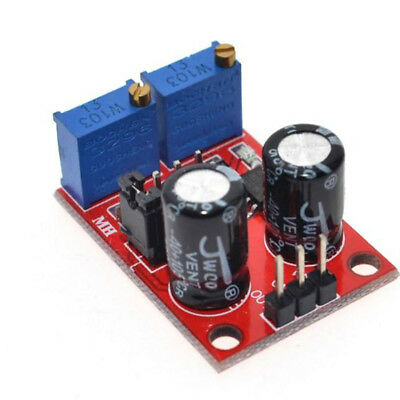 NE555 Pulse Frequency Duty Cycle Adjustable Module Stepping Motor Driver Board
