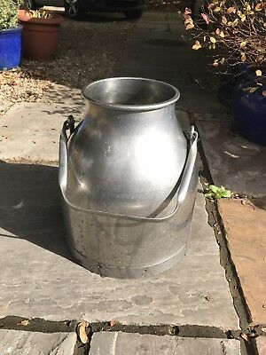 Stainless Steel Milk Churn