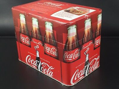 Coca-Cola Recipe Tin Collection New Sealed - (B)