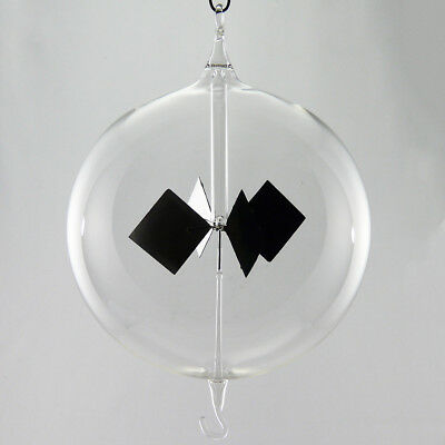 Radiometer Solar Radiometer to Hang Up 140 mm Jumbo Clear Glass