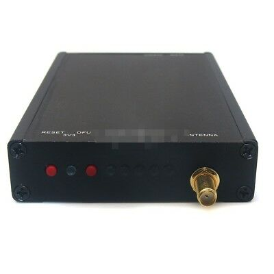 Hack 1 MHz to 6 GHz SDR Platform Software Defined Radio + clear case