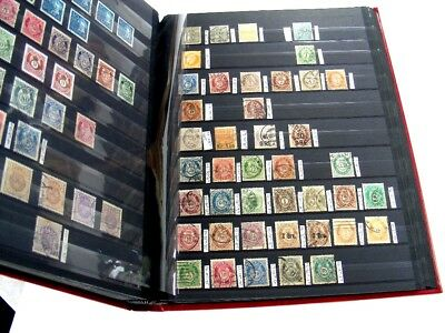 NORWAY,  Excellent Stamp Collection in a Stockbook