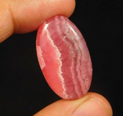 36 Cts. 100% Natural Deffrent shapes Rhodochrosite Cabochon Gemstone RM3214