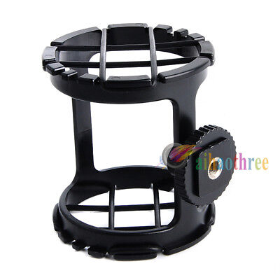 BOYA BY-C03 Microphone Shock Mount With Shoe Mount For Camera Camcorder