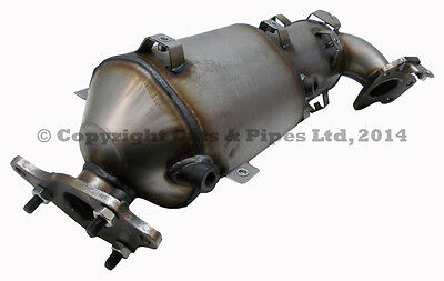 Honda Crv 2.2D Diesel Particulate Filter New 119