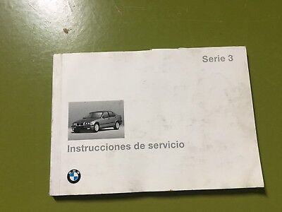 Manual Usuario Bmw Serie 3