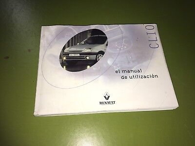 Manual Usuario Renault Clio 2