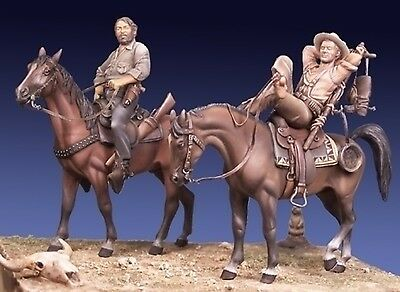 Bud Spencer & Terence Hill - Scala 54mm